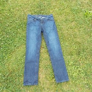 Kut from the Kloth Stevie Straight Leg Jeans 10